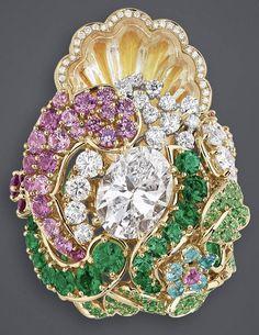 DIOR Diamond Ballroom Grove ring