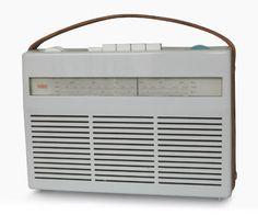 Kofferradio T 22 von Dieter Rams - Braun