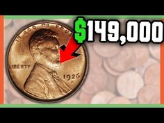 Old Pennies Worth Money, Valuable Pennies, Rare Pennies, Rare Coins Worth Money, Valuable Coins, Penny Value Chart, Money Chart, Penny Values, Old Coins Value