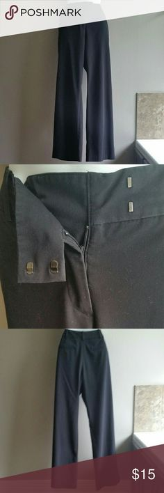 """Dress pants by Worthington CONDITION: Excellent Used.  Size part of tag is frayed but I measured the waist (30"""") to get  size.  --- CONCERNS: very minor signs of wear.  --- I will provide more pics, materials, measurements, etc. upon request! --- ***I welcome ALL OFFERS and do bundle discounts!*** Worthington Pants Trousers"""