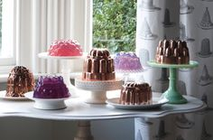 As H&A writer Ellie Tennant discovered when she got the scoop on jelly moulds for our April issue, this wibbly wobbly party treat has an illustrious past (dating back to the 1300s). H&A teamed up with jelly makers extraordinaire Bompas and Parr to show what these on-trend moulds, which came in shapes from ceramic armadillos to conical bra-shaped towers, could make.