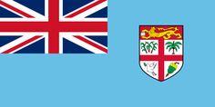 "Fiji Motto: ""Rerevaka na Kalou ka Doka na Tui"" Capital: Suva Official Language: English, Fijian, Hindi Government: Republic Currency: Fijian Dollar Driving: left Religion: Christianity, Hinduism Flag: -blue: Pacific ocean"