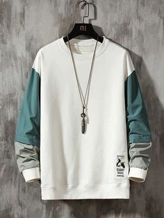 Retro Outfits, Cool Outfits, Casual Outfits, Mens Fashion Wear, Fashion Outfits, Mode Cyberpunk, Stylish Hoodies, Designer Streetwear, Japan Fashion