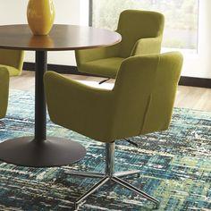 Scott Living 10296 Adjustable Modern Dining Chair - Coaster Fine Furniture