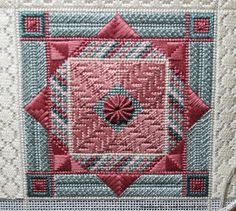 Gleneagle Needlepoint Stitching | needlearts … and beyond
