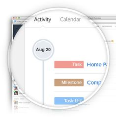 Say hello to the new Teamwork PM (looks iOS 7 inspired to me) Management Tips, Project Management, Ios 7, Happy Reading, Cloud Based, Teamwork, Say Hello, Engineering, Activities