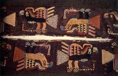 Nazca textile