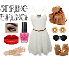 Last Spring Outfit