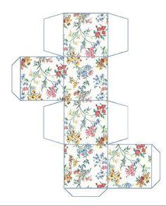 Ideas para el hogar: Cajas para descargar imprimir y armar