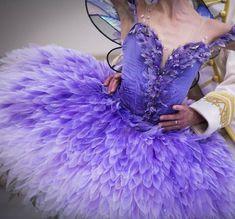 The Australian Ballet Lilac fairy tutu designed by Gabriela Tylesova Photo © Kate Longley Tutu Ballet, Ballet Dancers, Ballerina Tutu, Ballet Costumes, Dance Costumes, Halloween Costumes, Beautiful Costumes, Beautiful Dresses, Ballet Tutu