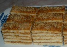 kolaci recepti: KARAMEL LEŠNIK PITA