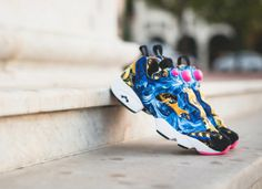 Concepts x Reebok Insta Pump Fury 20th Anniversary