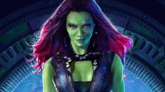 Ultra-realistic Hot Toys Gamora Statue is Maybe Too Realistic « Nerdist