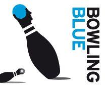Marca para Bowling Blue.