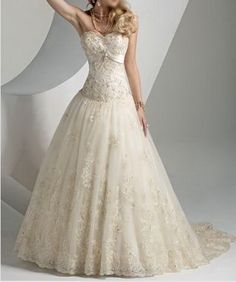vintage lace ball gowns - Google Search