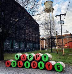 Happy Holidays from Buffalo Trace Distillery! Buffalo Trace, Distillery, Happy Holidays, Special Events, Travel, Happy Holi, Viajes, Destinations, Traveling