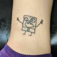 Funny Small Tattoos, Funny Tattoos, Tattoos For Women Small, Tattoos For Guys, Random Tattoos, Mini Tattoos, Little Tattoos, Body Art Tattoos, Tatoos