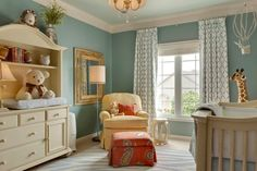 Here Is For You Some Boys Nursery Ideas And Advices