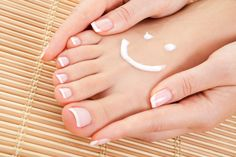 How to care for dry feet:  The best overnight treatment for dry and cracked heels is to apply a rich body butter or Vaseline. Massage your feet and wear socks. Wash in morning with a mild soap or body wash and dry with a towel. Your could do this treatment once in a week or twice depending on how dry your feet are. Also, keep your feet regularly moisturized.