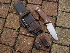Bullshark S, Toni Oostendorp, Eastvillage Knives