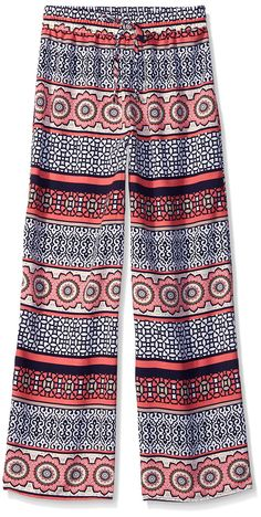 My Michelle Girls Big Printed Soft Shorts with Elastic Waistband