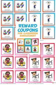 Reward Coupons For Classroom Management Behavior Management Strategies, Classroom Management, Student Rewards, Reward Coupons, Teaching Resources, Teaching Ideas, Interpersonal Relationship, All Schools, Back To School