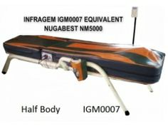 With Nuga Best Massage Bed you can say good-by to your fatigue, pain and exertion filled days.Best Massage Bed applies to massage action on the spinal column and provides provides both acupressure and massage effect.