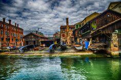 Squero di San Trovaso - Venezia
