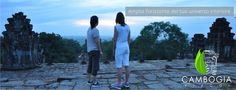 Phnom Bakheng, Siem Reap 05h15am  #phnombakheng #siemreap #cambodia #sunrise #spirituality