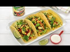 Tacos cu pui si porumb (CC Eng Sub) Tacos, Romani, Ethnic Recipes, Food, Chicken, Youtube, Essen, Meals, Yemek