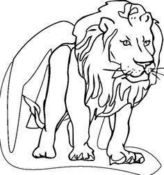 Lion Coloring Page For Kids : Color Luna Lion Coloring Pages, Coloring Pages For Kids, Online Coloring, Moose Art, Coloring Pages For Boys, Coloring For Kids, Kids Coloring Pages