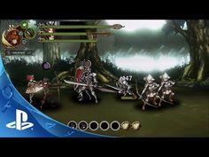 Fallen Legion - First Glimpse | PS4 - YouTube
