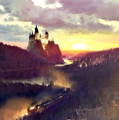 This is going to be AWESOME! The Wizarding World of Harry Potter - Hogwarts Express.