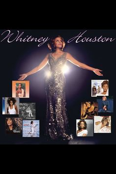 Whitney Houston - My first SAG job was as a body double for Whitney Houston! It was a dream come true. She was so sweet and kind... A beautiful spirit gone too soon!!! The greatest voice I've ever heard... Now she's singing for Jesus!!! #RIP #WHITNEY