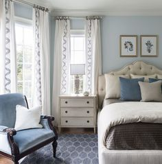 Our Room Blue Bedroom Paint Color Names Heather Scott Home Design