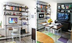 Small Space Solutions:Compact & Smart Home Workstations