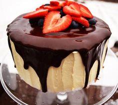 :) good taste Chocolate Heaven, No Bake Desserts, Dessert Recipes, Just Desserts, Delicious Desserts, Cake Recipes, Icing Recipes, Eat Cake, Facebook