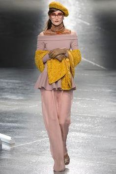 Fall 2014 Ready-to-Wear Fashion Shows - Style.com