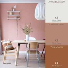 Home Living Room, Living Room Decor, Bedroom Decor, Bedroom Wall, Bedroom Colour Palette, Bedroom Colors, Room Wall Colors, Pastel Room, Pink Walls