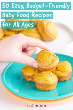 Here are 50 cheap and easy recipes for baby food for kids of all ages. Baby Food Recipes, New Recipes, Easy Recipes, Dessert Recipes, Desserts, Angel Hair Pasta Recipes, Healthy Foods, Healthy Recipes, Cheap Easy Meals