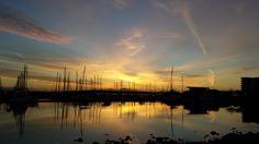 Stunning Sunrise in Sidney. Photo Nicole Wilford