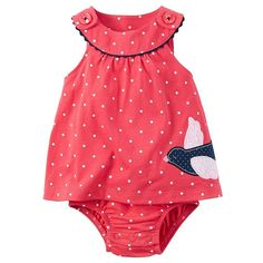 Baby Girl Romper Girls Outfit Clothes Sunsuit Outfits Newborn Infant Jumpsuit  190795167092 | eBay