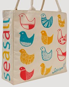 print & pattern: DESIGN LABEL - seasalt
