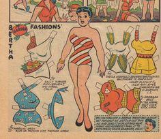 Bertha garden fashions