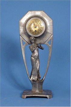 Art Deco clock, 1920