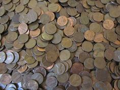 40 Pounds of 95 Copper 1982 and Earlier by KiwiBirdKowlektables, $125.00