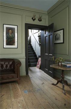 French grey/escalier