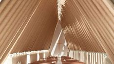 Enter Shigeru Ban, a Japanese architect known for implementing cardboard and paper in load-bearing structures. Ban has been approached by th...
