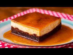 Negresa cu crema de zahar ars - YouTube Tiramisu, The Creator, Cheesecake, Ethnic Recipes, Desserts, Drink, Facebook, Food, Youtube