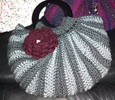 The Swag Bag pattern by Marcelle's Creative Crochet
